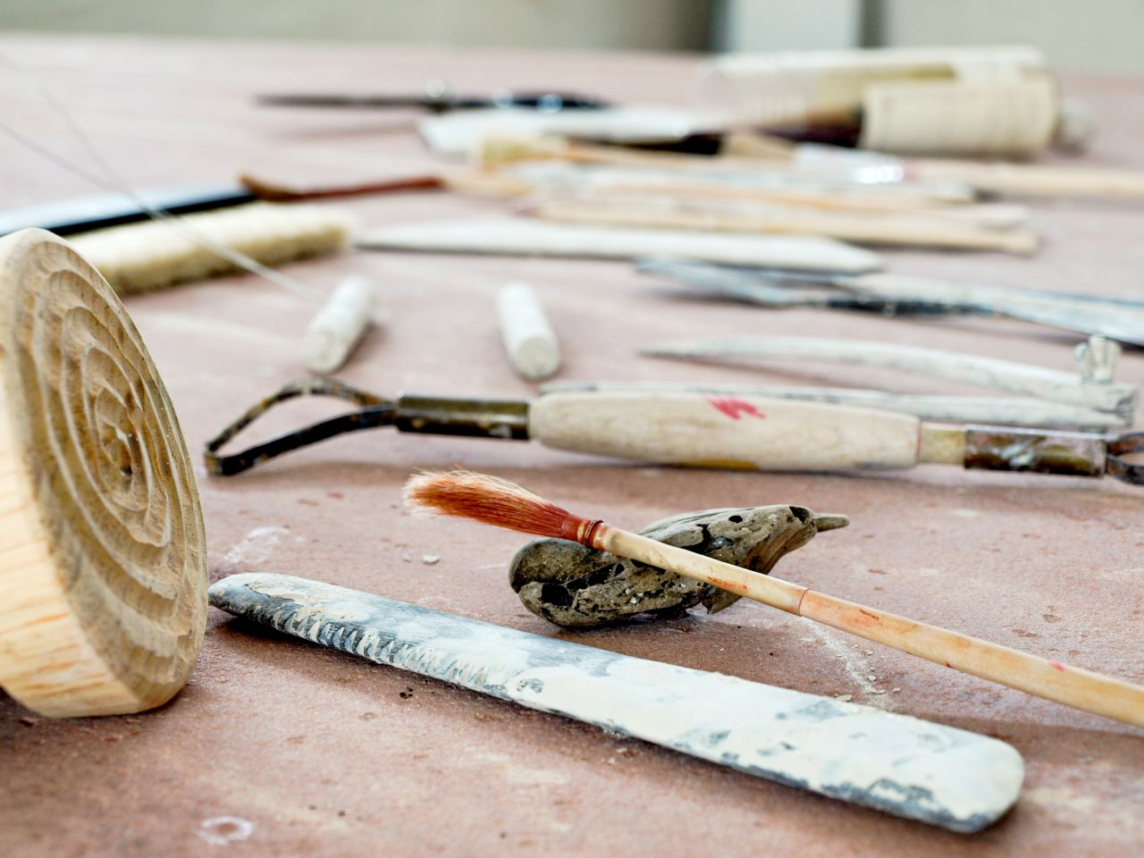 Kurse Workshops Keramik
